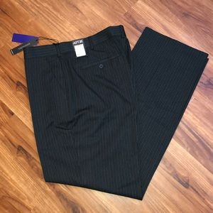 NWT Pinstripe trousers